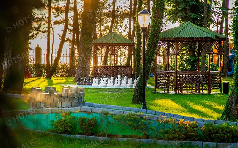 georgian palace