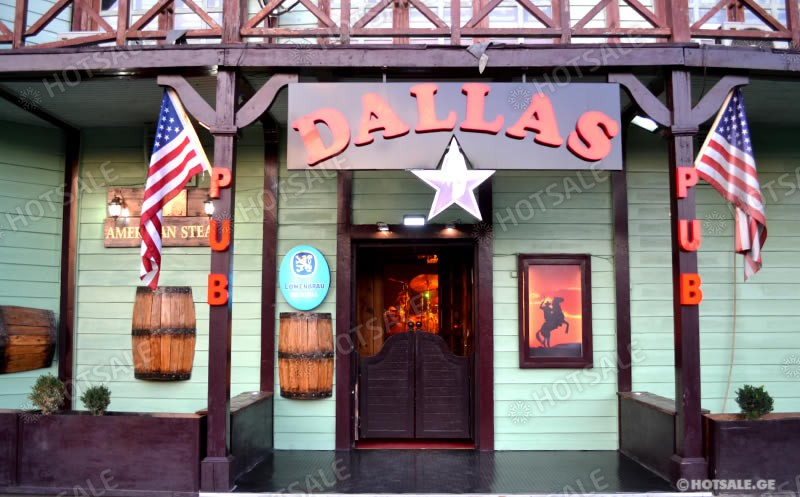 dallas pub