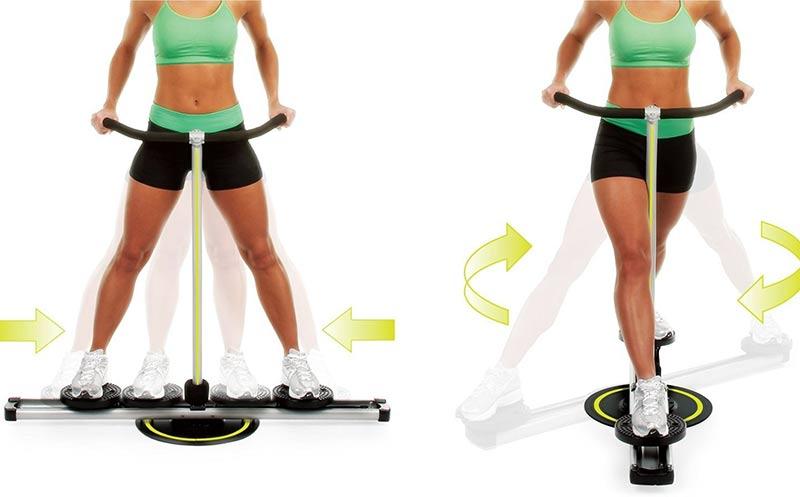 ფეხების, ბარძაყის შიდა ნაწილისა და დუნდულა კუნთების ტრენაჟორი ექსკლუზიურად დაბალ ფასად MASTER SPORT-ისგან! ივარჯიშეთ სახლიდან გაუსვლელად!