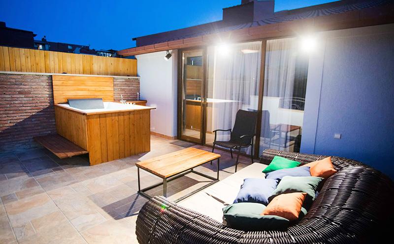 Tiflis veranda