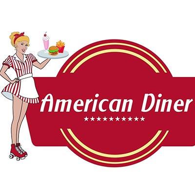 ამერიკული დაინერი / AMERICAN DINER