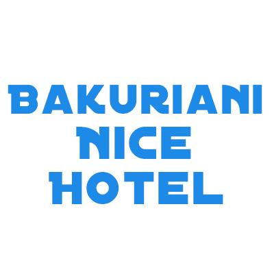 Bakuriani nice hotel
