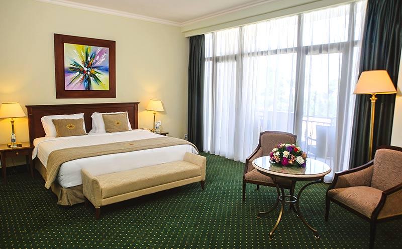სუპერიორ ნომერი ფასდაკლებით პრემიუმ კლასის სასტუმრო `Georgia Palace Hotel & Spa, Kobuleti`- ში
