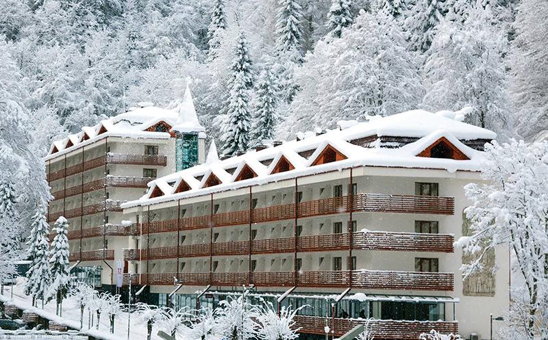 დაისვენეთ 4 ვარსკვლავიან Premium კლასის სასტუმროში `საირმე`/`Sairme` + 3-ჯერადი კვება + ღია და დახურული აუზები! დაისვენეთ ზამთარში!