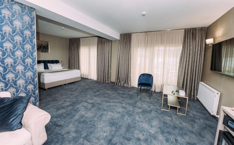 sapphire hotel bakuriani