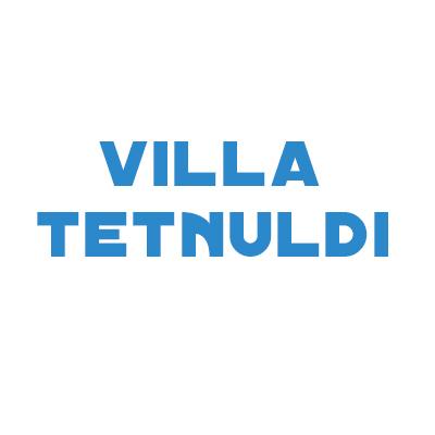 ვილა თეთნულდი / VILLA TETNULDI