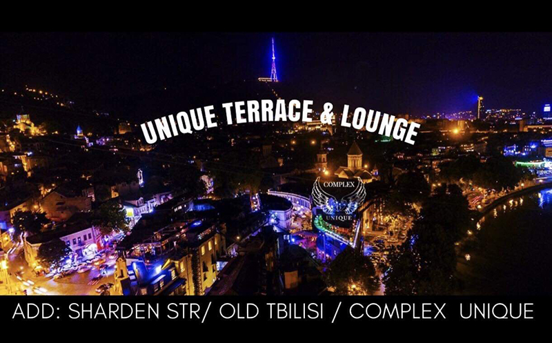 UNIQUE TERRACE & LOUNGE