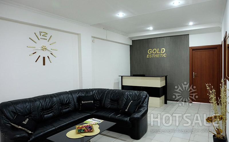 gold esthetics
