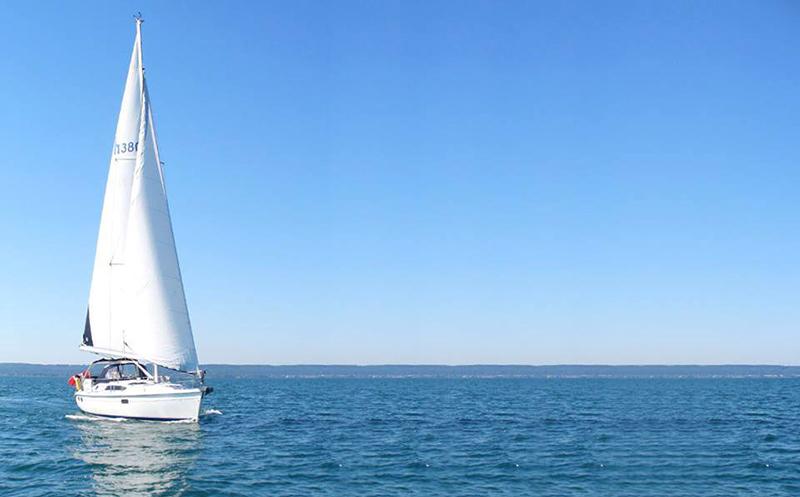 twin sail