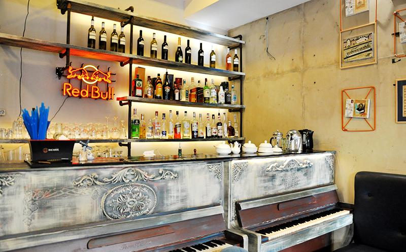 bar de piano