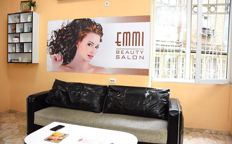 beauty salon emmy
