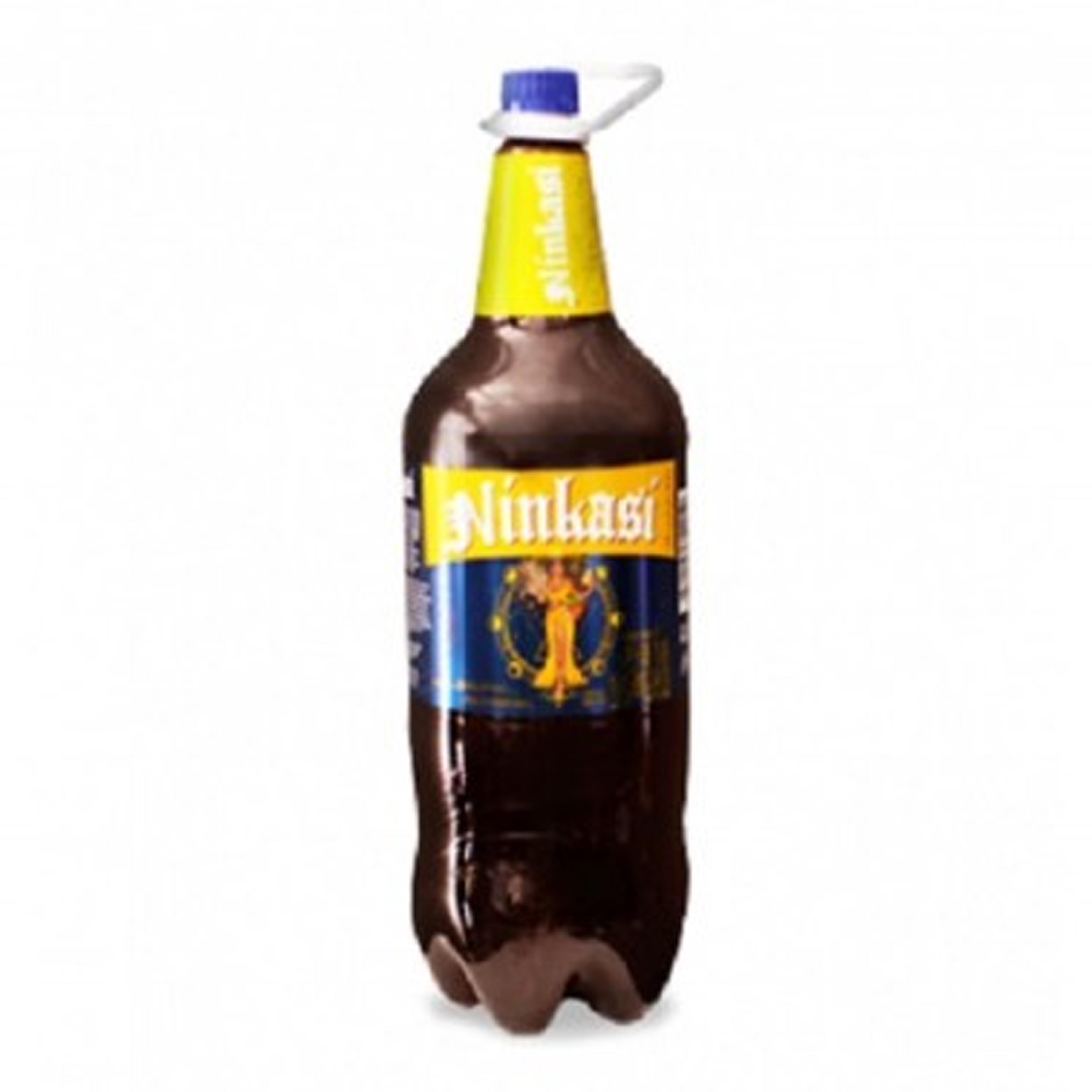 ლუდი ნინკასი 2.5 ლ. პეტი