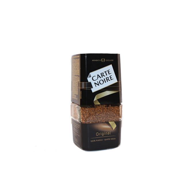 კარტე ნუარი 90გ ხსნადი ყავა