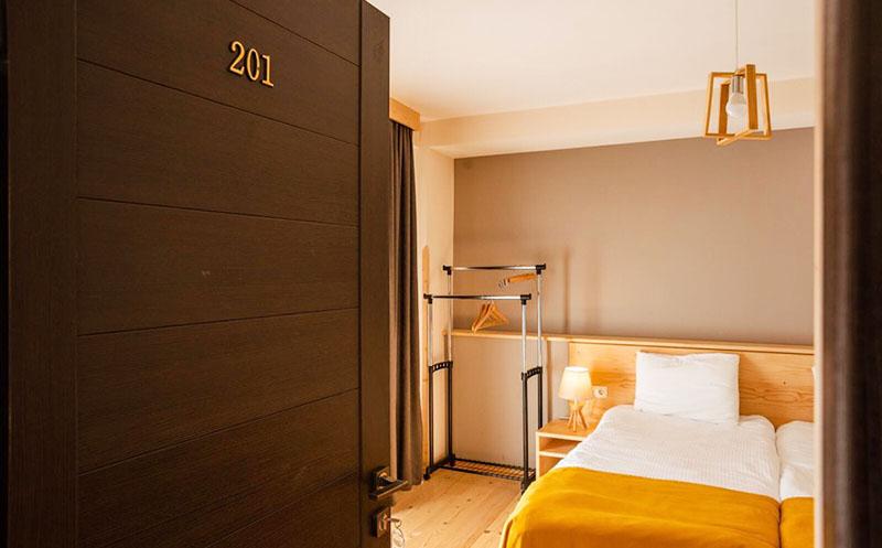 hotel old mestia