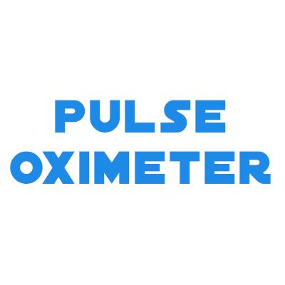 პულს ოქსიმეტრი / PULSE OXIMETER