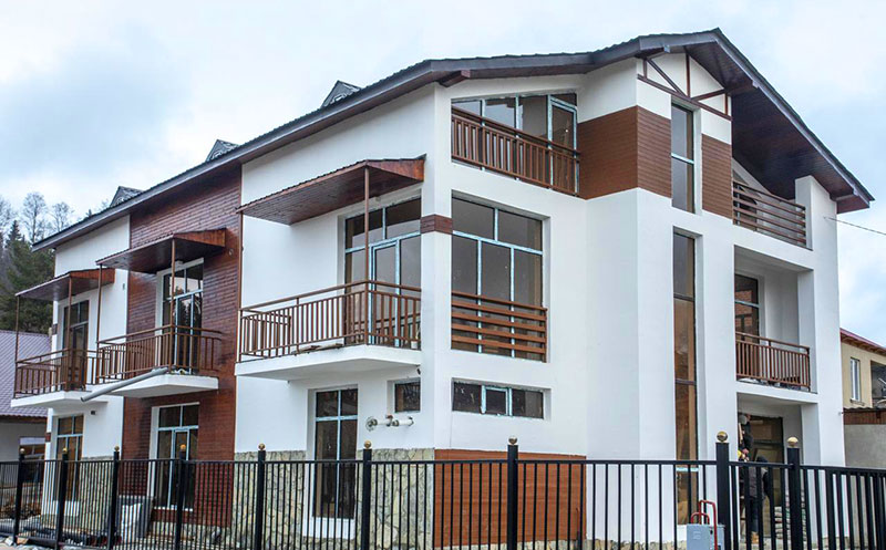 residence hill bakuriani