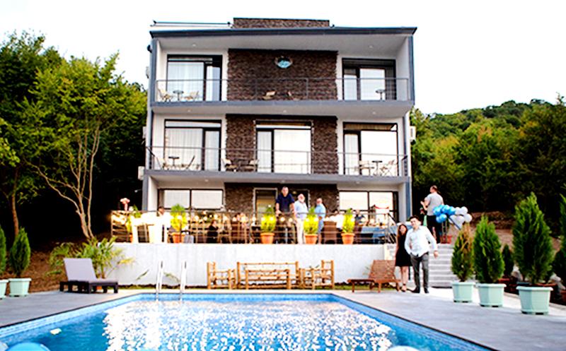 Villa Lappa Telavi